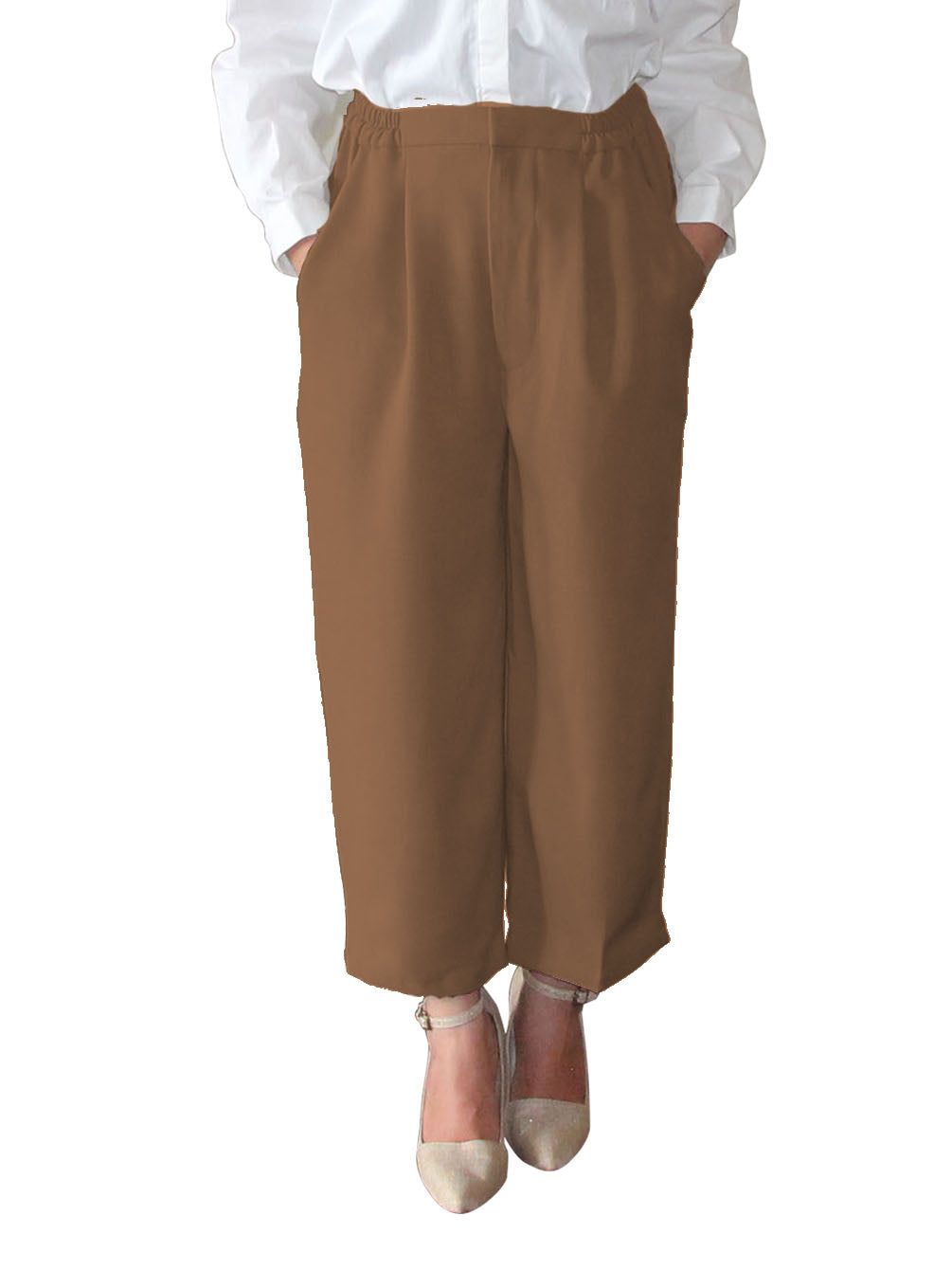 NEW ORLIN PANTS BROWN