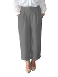 ORLIN PANTS DARK GREY