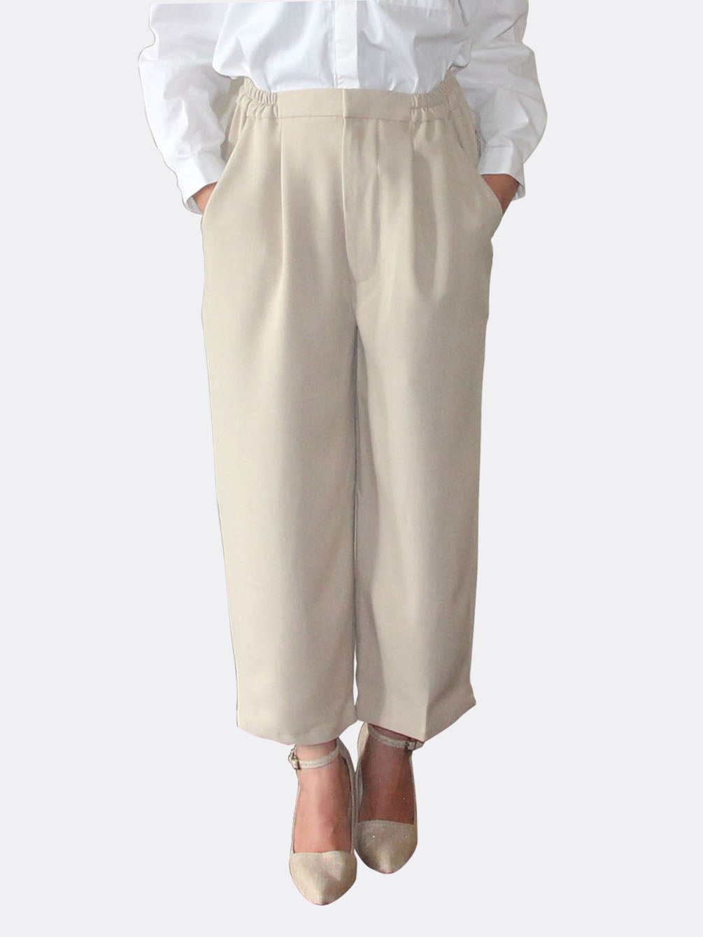 NEW ORLIN PANTS KHAKI