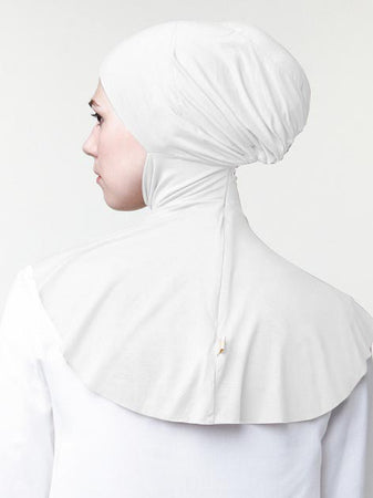 INNER BUN FAUX REGULAR WHITE