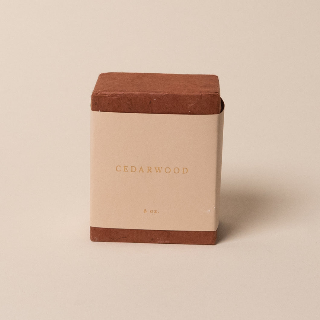 Cedarwood Bar Soap