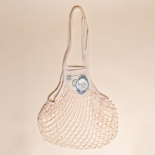 White French Market Net Bag