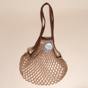 Natural Filt French Market Net Bag