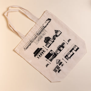 Niantic Main Street Tote Bag