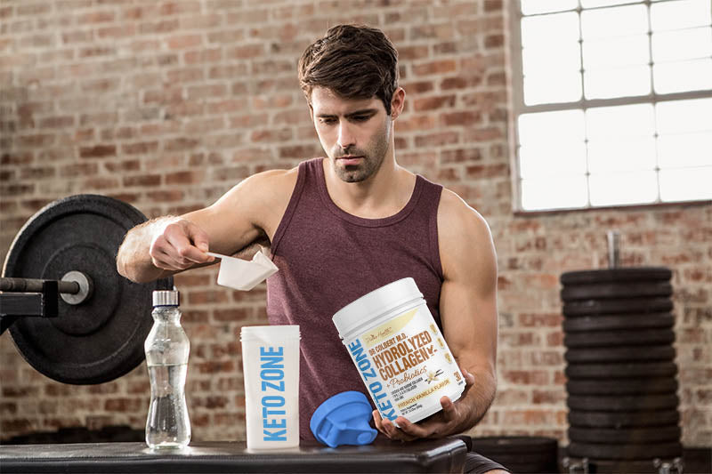 Build Your Muscles Faster with This Must-Have Protein
