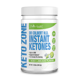 Keto Zone Instant Exogenous Ketones Powder (Limeade Flavor)