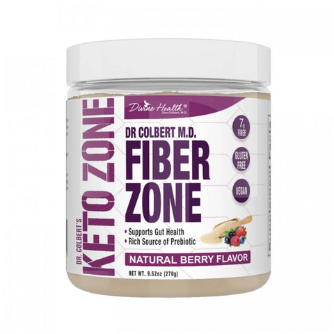 Keto Zone Fiber (Berry Flavored)
