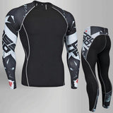 Premium Compression Workout Suits