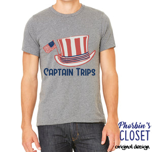 Captain Trips T-shirt