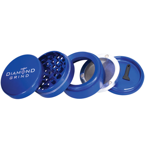 Diamond 5 piece grinder