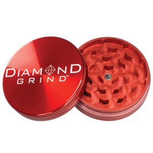 Diamond 2 Piece Grinder