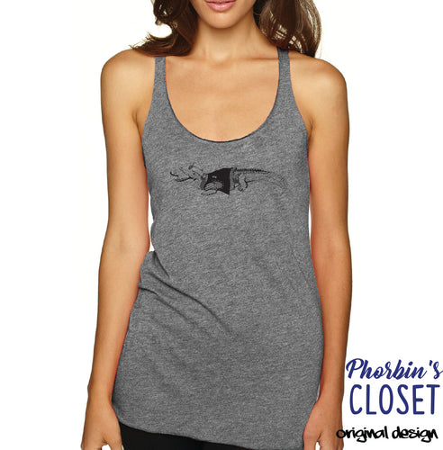 Pig Pen Gator Tank Top