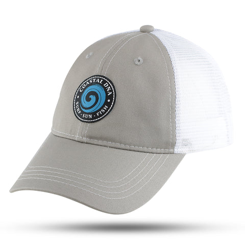 DEEP SEA - MESH TRUCKER HAT