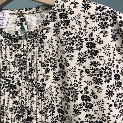 Blusa Mambo floral
