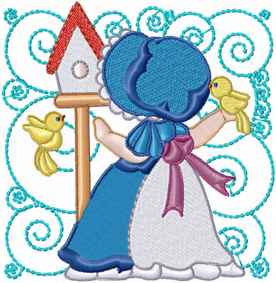Quilt Block Machine Embroidery Designs to Download by Embroidery Designs By Avi