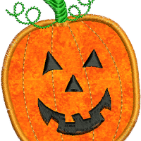 Halloween Applique Machine Embroidery Designs Set of 10 - Embroidery Designs By AVI