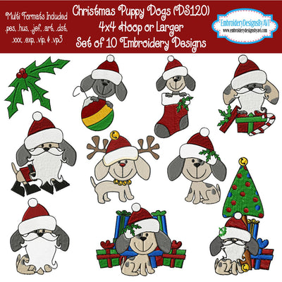 Christmas Embroidery Designs Embroidery Designs By Avi
