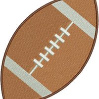 Football Machine Embroidery Design - Embroidery Designs By AVI