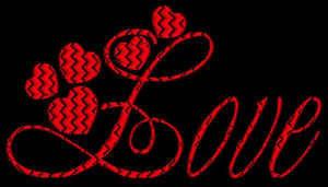 Valentines Hearts Machine Embroidery Alphabet Monogram Fonts Designs Set - Embroidery Designs By AVI