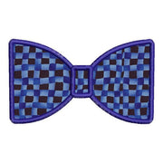 Applique Bowtie Bow Tie Machine Embroidery Design - Embroidery Designs By AVI