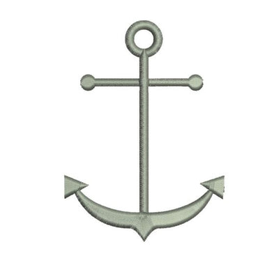 Anchor Machine Embroidery Design - Embroidery Designs By AVI