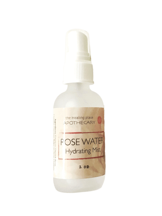 Rose Water Hydrating Facial Toner ** ON BACKORDER **