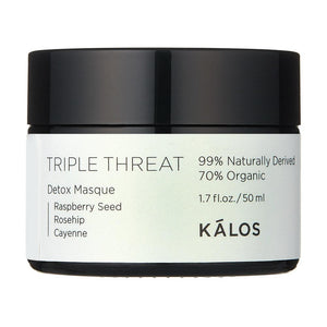 Kálos Triple Threat | Detox Masque