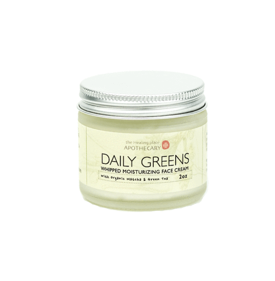 Daily Greens Whipped Moisturizing Cream