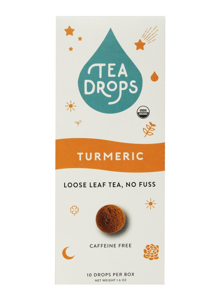 Natural Healing - Tumeric Tea Drops