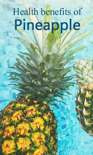 🍍 Valuable Facts About Pineapple Health Benefits 🍍