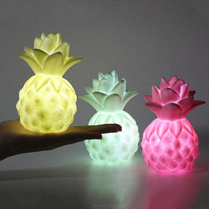 Pastel Pineapple Night Light - THE PINEAPPLE EVERYTHING