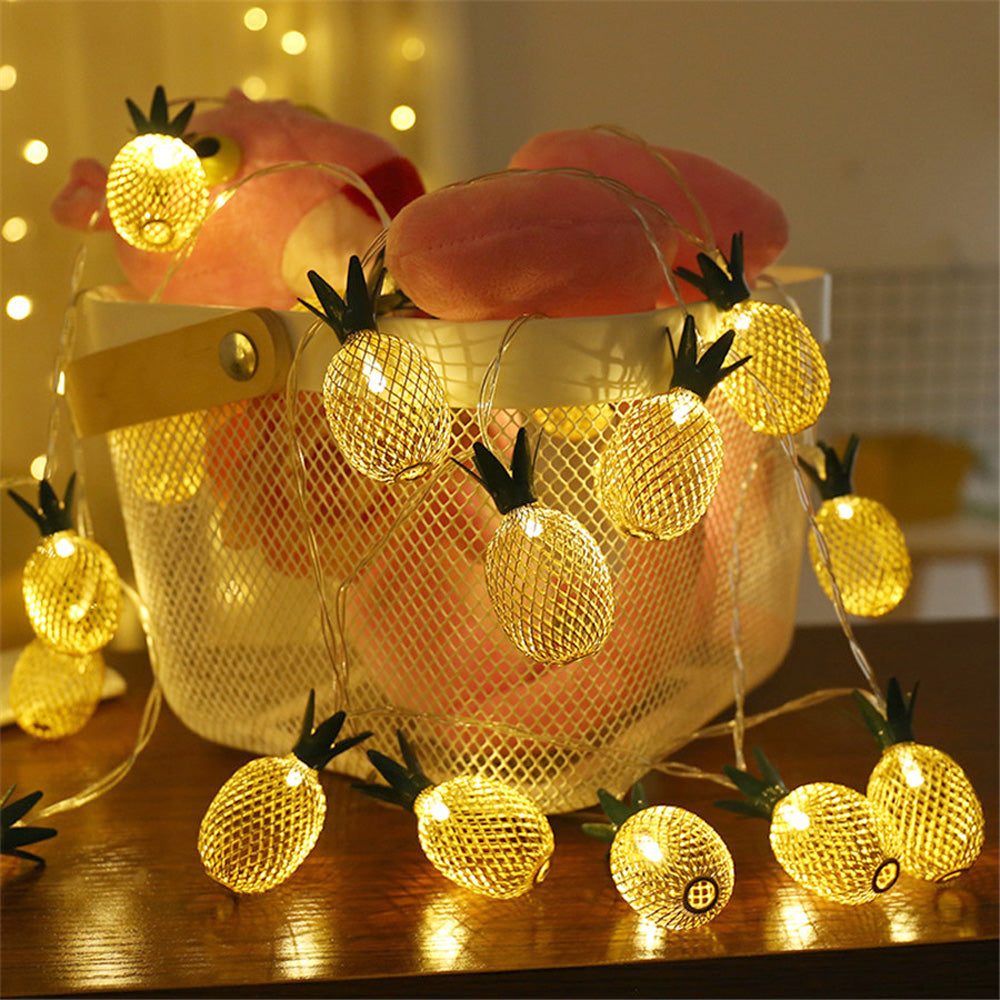 Pineapple Fantasy String Lights - THE PINEAPPLE EVERYTHING