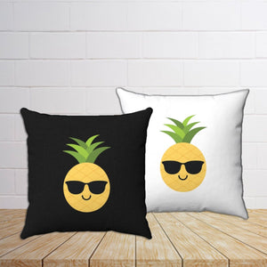 The Pineapple Everything™ Pillow (Black) - The Pineapple Everything
