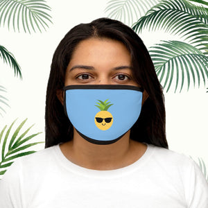 The Pineapple Everything™ Face Mask (Sky Blue) - THE PINEAPPLE EVERYTHING