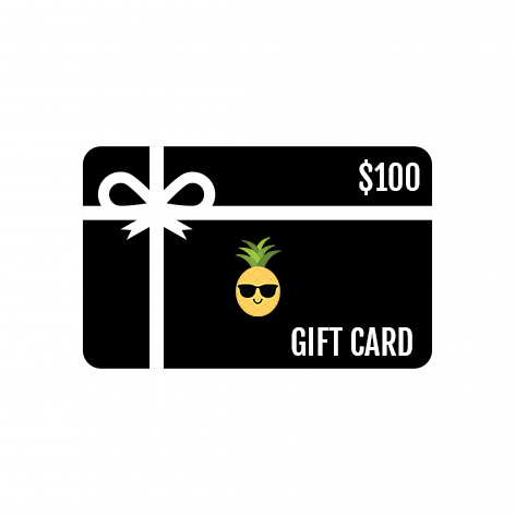 Pineapple Gift Card - The Pineapple Everything