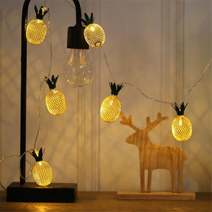 Pineapple Fantasy String Lights - Happy Pineapple Co.