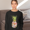 Pineapple Bouquet Women's Long Sleeve - Happy Pineapple Co.