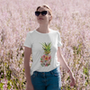 Pineapple Bouquet Women's Tee - Happy Pineapple Co.