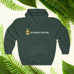 The Pineapple Everything™ Men's Hoodie (Text Logo) - THE PINEAPPLE EVERYTHING