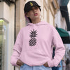 Heart of Pineapple Women's Hoodie - THE PINEAPPLE EVERYTHING