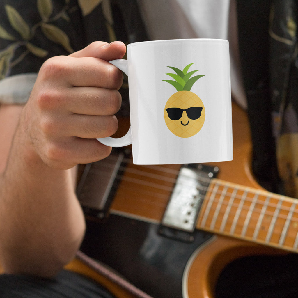 The Pineapple Everything™ Mug (White) - The Pineapple Everything