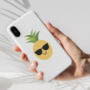 The Pineapple Everything™ Phone Case (White) - THE PINEAPPLE EVERYTHING