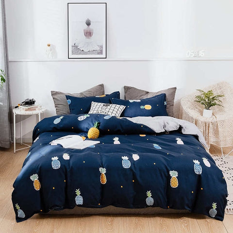 Dreamy Pineapple Bed Set - The Pineapple Everything
