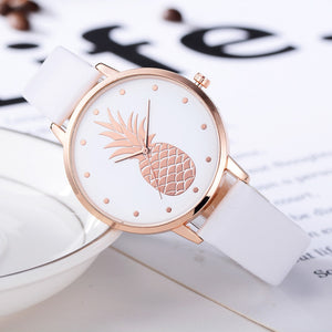 Royal Quartz Pineapple Watch - The Pineapple Everything