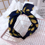 The Pineapple Everything Headband - THE PINEAPPLE EVERYTHING