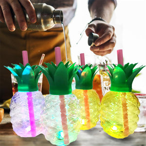 Glowing Pineapple Party Cup - The Pineapple Everything
