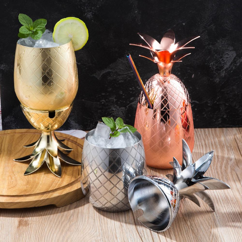 Royal Pineapple Cocktail Goblet - THE PINEAPPLE EVERYTHING
