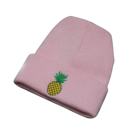 Basic Pineapple Beanie - The Pineapple Everything