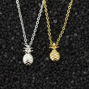 Pineapple Charm Pendant Necklace - The Pineapple Everything