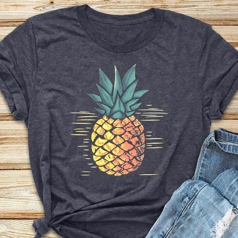 Pineapple & Chill Women's Tee - The Pineapple Everything